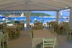 Traditionele taverna Griekenland Royalty-vrije Stock Fotografie