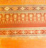 Traditionele Thaise kunst van het schilderen Stock Foto