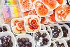Traditionele Thaise snoepjes Royalty-vrije Stock Foto