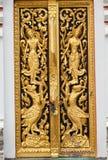 Traditionele Thaise stijl Royalty-vrije Stock Foto