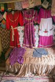 Traditionele Turkse bruid` s kleren Royalty-vrije Stock Foto's