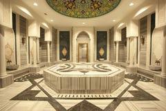 Traditionele Turkse hammam Royalty-vrije Stock Foto's