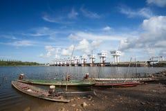 Kleine vissersboot Royalty-vrije Stock Fotografie