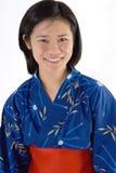 Traditionele vrouw royalty-vrije stock foto's