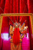 De operawaxwork van Peking Stock Foto's