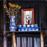 Traditionell ändern Sie in der Mekong-Delta, Vietnam lizenzfreies stockfoto