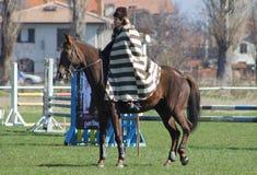 Theodores dag (hästpåsken) Royaltyfri Bild