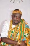 traditionell afrikansk klänning Royaltyfri Fotografi