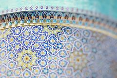 Traditionell arkitektur i Uzbekistan Uzbekistan etnisk orname arkivbilder