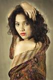 Traditionell asiat. Fotografering för Bildbyråer