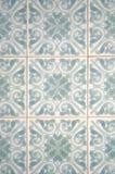 traditionell azulejosportugis Arkivbilder