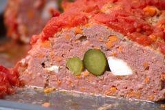Traditionell bulgarian maträtt Fotografering för Bildbyråer