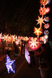 Traditionell Diwali shopping Royaltyfri Bild