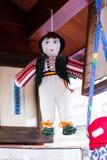 Traditionell docka royaltyfria bilder