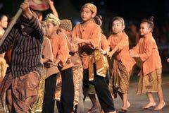 Traditionell drama Arkivbild