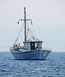 traditionell fartygfiskegrek Arkivfoto