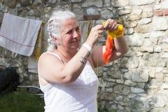 Traditionell folk mässa i heder av St Istvan och den första hleten i Ungern med folk hantverkare budapest hungary Royaltyfri Fotografi
