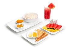 traditionell frukost Royaltyfria Foton