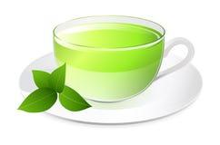 traditionell grön tea Royaltyfria Foton