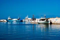 Traditionell grek porto som lokaliseras på den Chalkidiki penisnulaen Fotografering för Bildbyråer
