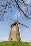 Traditionell holländare Widnmill Royaltyfri Bild