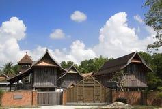 traditionell husmalay arkivbilder