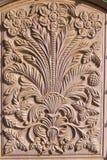 Traditionell indisk prydnad Royaltyfri Foto