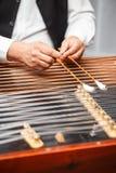 traditionell instrumentmusikal Arkivfoto