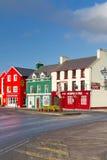 Traditionell irländareMurphys bar i Dingle Arkivfoton