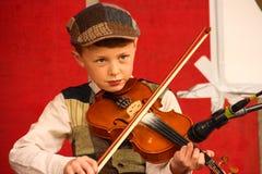Traditionell irländsk musikfestival Ardara Ståndsmässiga Donegal ireland royaltyfri foto