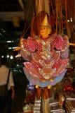 Traditionell kambodjansk docka fotografering för bildbyråer