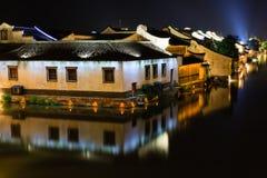 Traditionell kinesisk arkitektur Royaltyfria Bilder