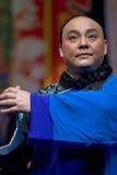 traditionell kinesisk opera för skådespelare Arkivfoto