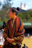 traditionell klädflickaigorot Royaltyfria Foton