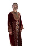 traditionell klänning Arkivbilder