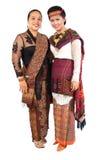 traditionell klänning Royaltyfri Foto