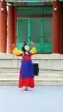 traditionell korean royaltyfria foton