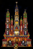 traditionell krakow nativitypoland plats royaltyfri foto