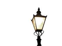 traditionell lampgata Arkivbild