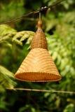 Traditionell lampskärm Arkivbilder