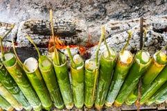 Traditionell malajiska mat, royaltyfria bilder