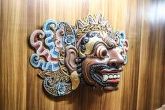 Traditionell maskering, härlig kultur arkivfoto