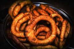 Traditionell mat för Nepali royaltyfri fotografi