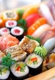traditionell matjapan Arkivbild