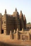 traditionell minaretmosk Royaltyfri Foto