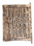 Traditionell moroccan träfönsterslutare Royaltyfria Foton