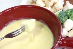 traditionell ostfondueschweizare Arkivbilder