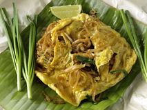 traditionell padthai Royaltyfri Foto