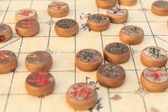 traditionell schackkines Royaltyfri Foto