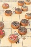 traditionell schackkines Royaltyfria Foton